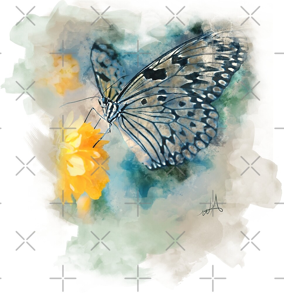 The Butterfly  by IconicTee