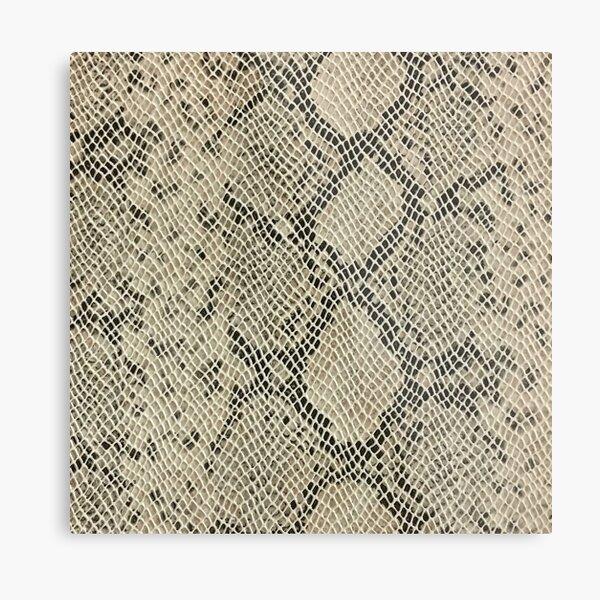 , adamant, minikin, watch face, clock face, brown leather, leather, asphalt Metal Print