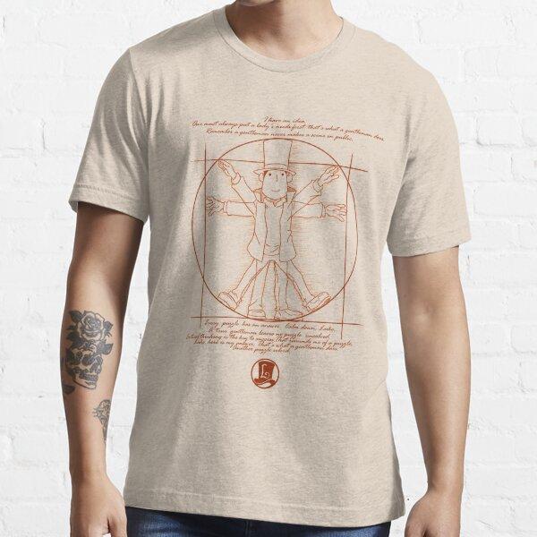 Vitruvian Layton Essential T-Shirt