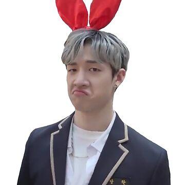Bunny Bang Chan de KatieSaunders00