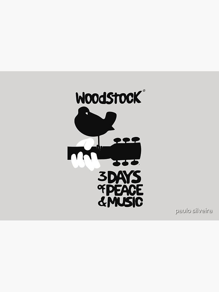 Woodstock 1969 by hypnotzd
