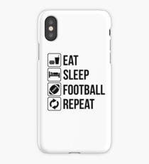 Football Fan iPhone Case/Skin