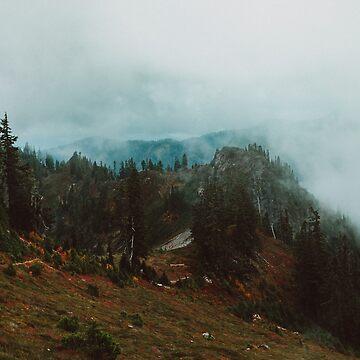 Park Butte Lookout - Washington State by adventurlings