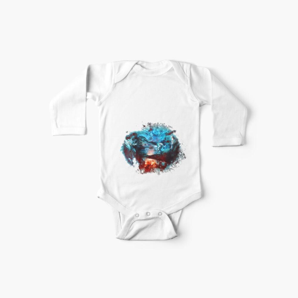 Subnautica Baby Body