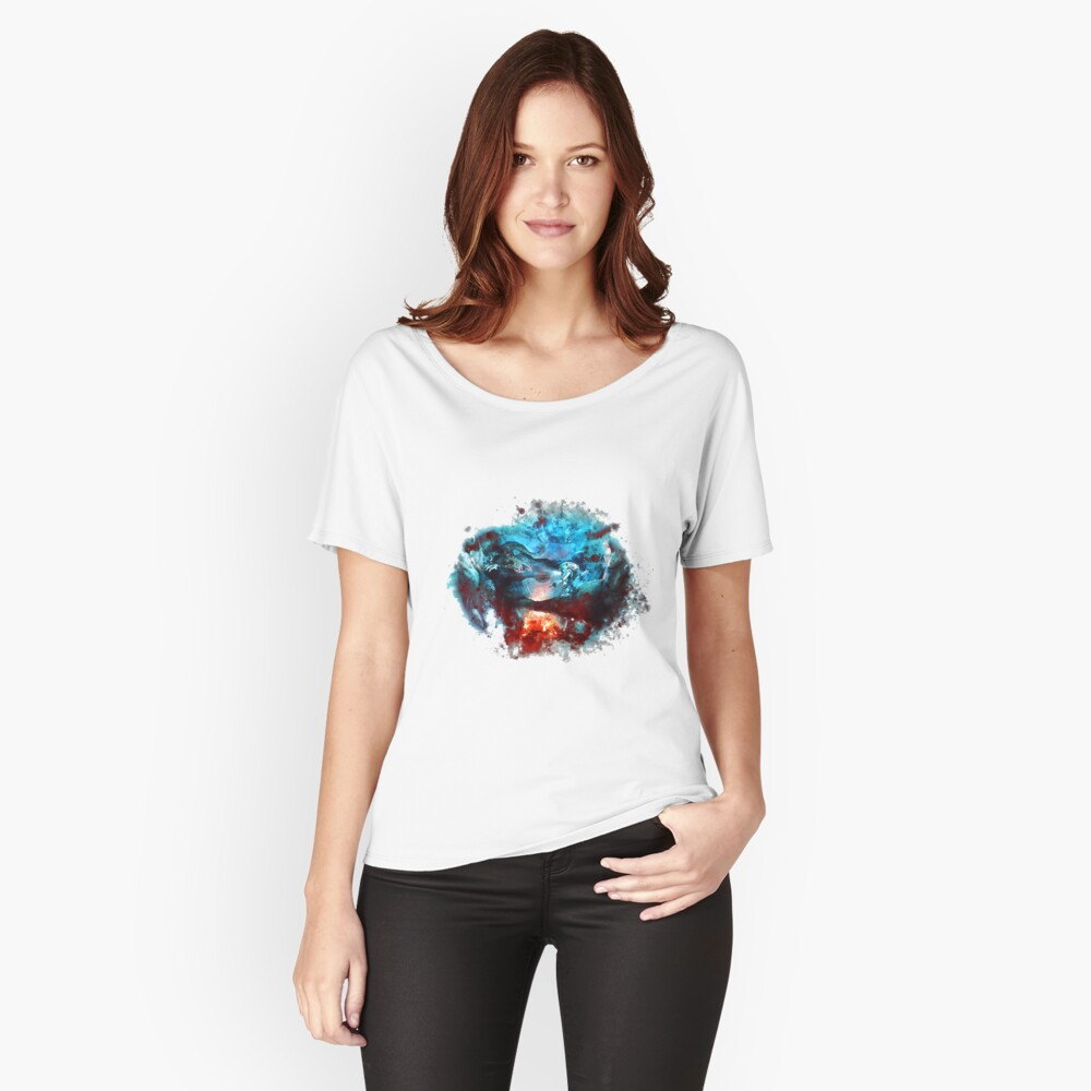 Subnautica Loose Fit T-Shirt