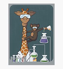 Animal Science Photographic Print