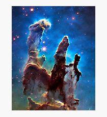 Eagle Nebula (aka Pillars of Creation) Photographic Print