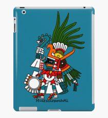 Aztec Art: Huitzilopochtli iPad Case/Skin
