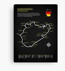 The Nurburgring Canvas Print