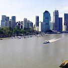Beautiful Brisbane by NinaJoan