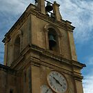 Bell Tower of St. Johns by DiveDJ