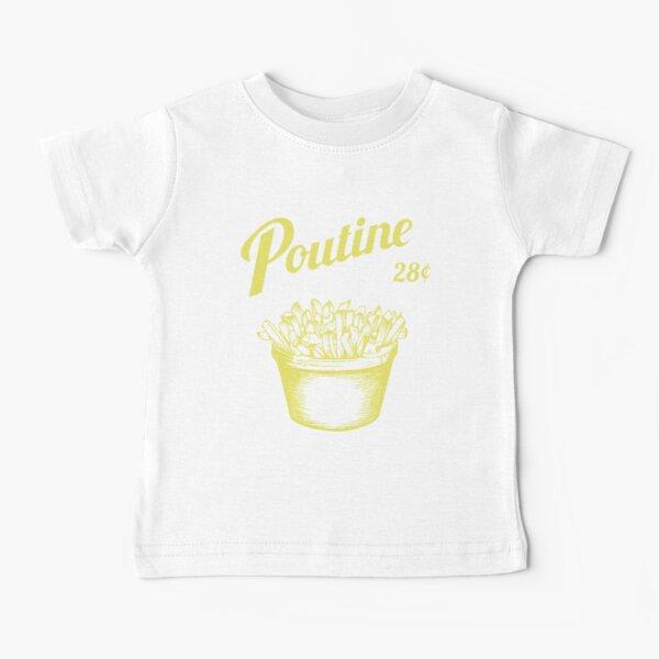 gourmets T-shirt bébé