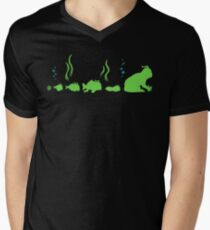 SEAVOLUTION Men's V-Neck T-Shirt