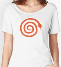SNAKECAST Women's Relaxed Fit T-Shirt