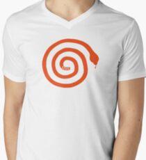 SNAKECAST Men's V-Neck T-Shirt