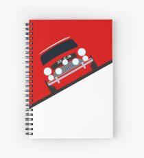 Mini Rally Spiral Notebook
