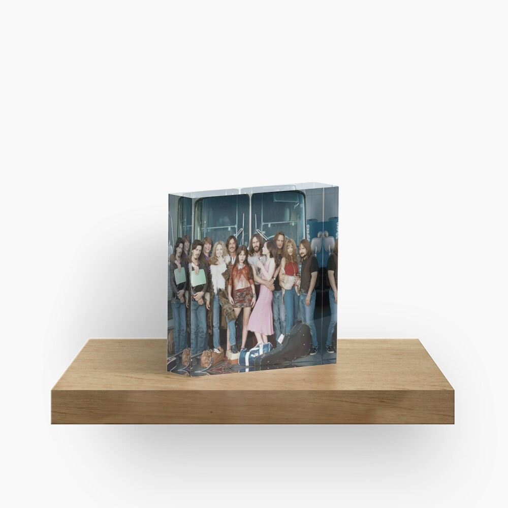 almost famous group shot Acrylic Block