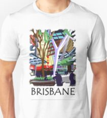 Queen St Mall, Brisbane Unisex T-Shirt