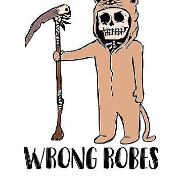 Wrong robes! by Rababau