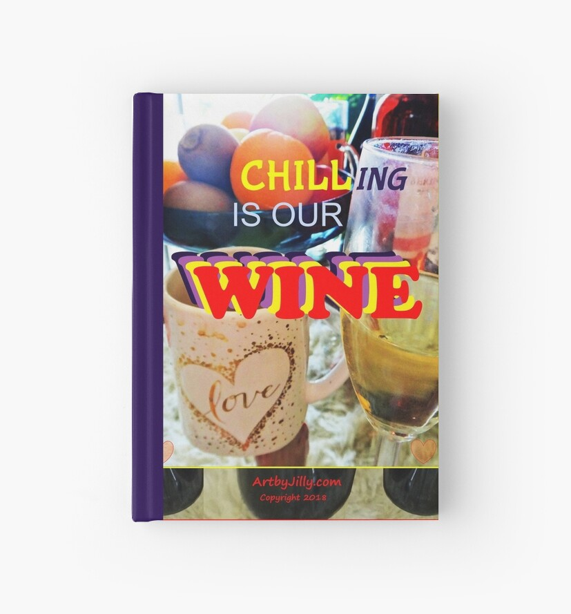 Wit and Wine by Jilly Jesson