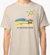 Simple Things - Surf Shack Classic T-Shirt