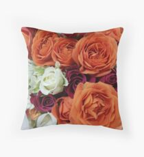 Rosina mix  Throw Pillow