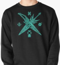 X BLADES Pullover