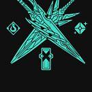X BLADES by DREWWISE