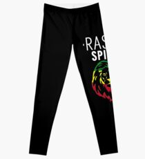 RASTA SPIRIT WEISS Leggings