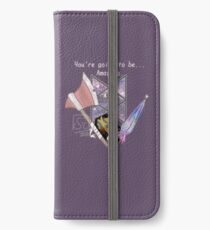 The Adventure Zone: Be amazing. iPhone Wallet/Case/Skin