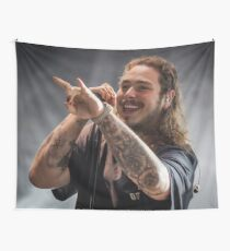 Posty Malone Rapper  Wall Tapestry