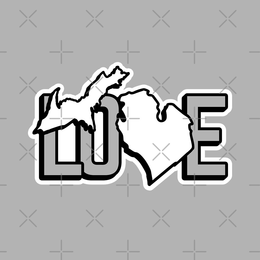 Love Michigan by thedline