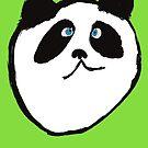 Panda  by Claybornnation