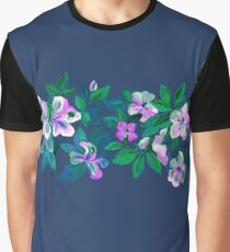 Amazing Azaleas - cool palette Graphic T-Shirt