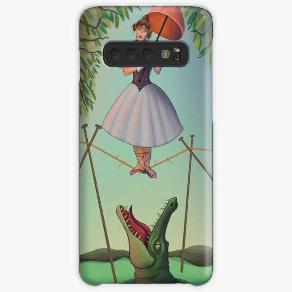just hanging out  Samsung Galaxy Snap Case