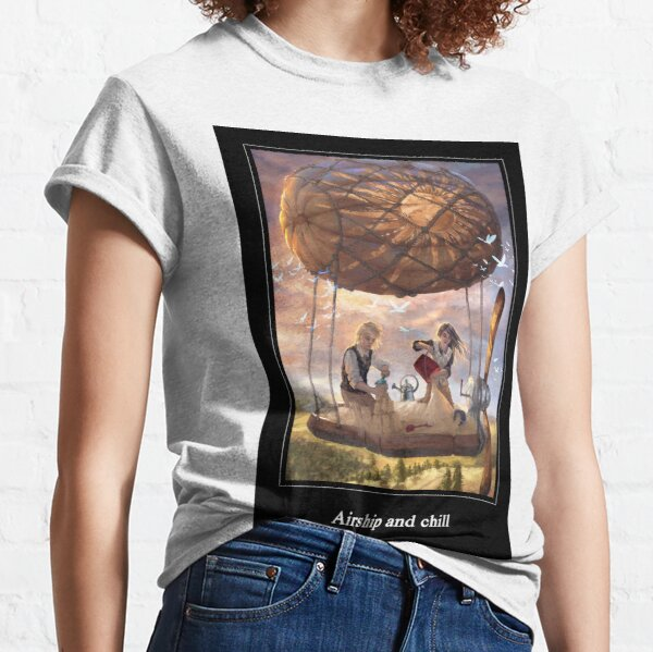 Airship and chill Classic T-Shirt