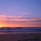 Kingscliff Sunrise by petejsmith