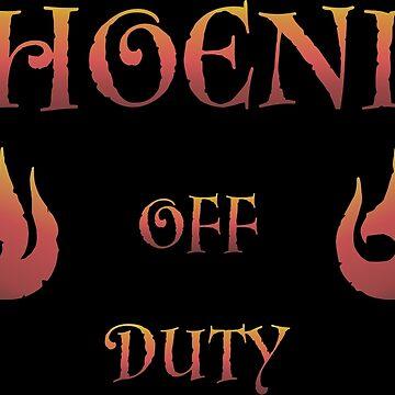 Phoenix Of Duty by eevylynn