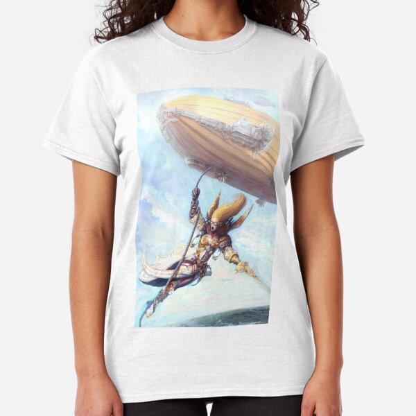 Airship Princess Classic T-Shirt