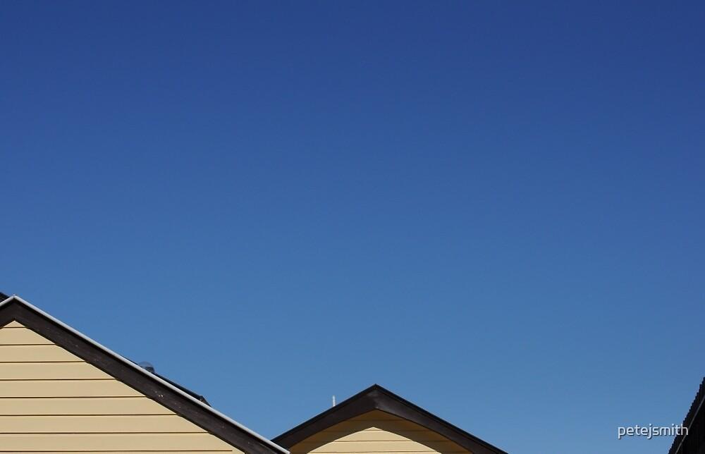 Roofline & Sky by petejsmith