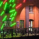 Oxo Tower Arts Centre by Eric Flamant