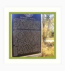 The Big Thicket In SE Texas Art Print