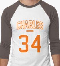 Sir Charles Phoenix Basketball  Men's Baseball ¾ T-Shirt