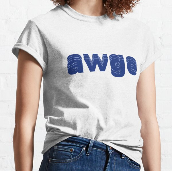 AWGE Shirt Hoodie so schnell wie möglich Rocky Merch Classic T-Shirt