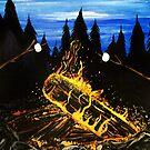 Camp Fire by Adam Santana