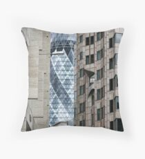 Sneak Peek - The Gherkin Throw Pillow