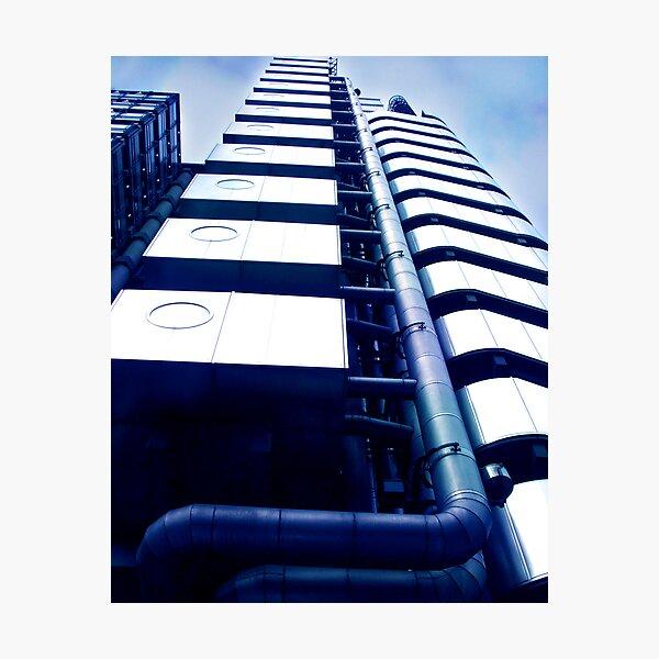 Lloyds Building Photographic Print
