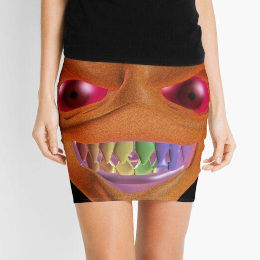 Halloween Pride Mini Skirt