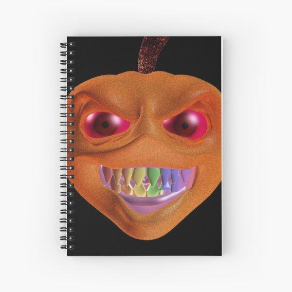 Halloween Pride Spiral Notebook