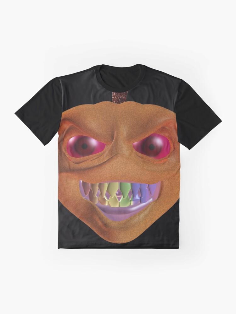 Alternate view of Halloween Pride Graphic T-Shirt